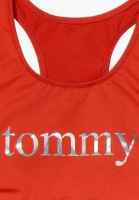 Tommy Hilfiger - BRALETTE SET - Bikini - red - 3