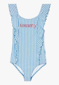 Tommy Hilfiger - ONE PIECE - Costume da bagno - blue - 0