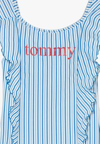 Tommy Hilfiger - ONE PIECE - Costume da bagno - blue - 3