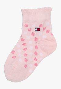 Tommy Hilfiger - BABY GIRLS CUTE 4 PACK - Sokken - light pink - 3