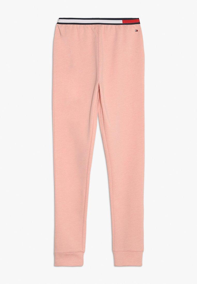 Tommy Hilfiger - PANT - Teplákové kalhoty - pink
