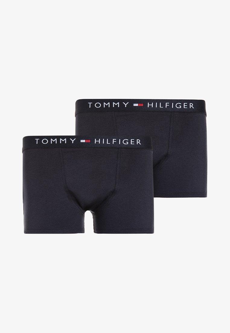 Tommy Hilfiger - 2 PACK  - Underbukse - blue