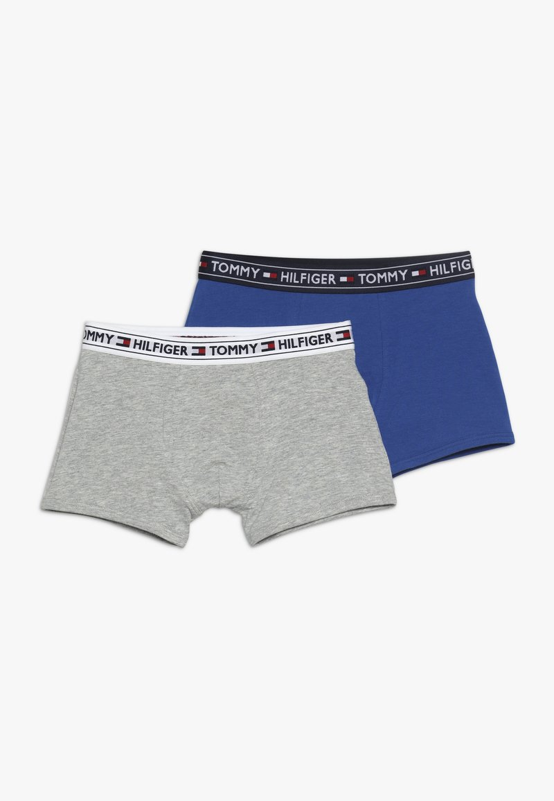 Tommy Hilfiger - TRUNK 2 PACK  - Panties - blue/grey