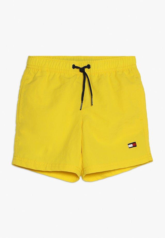 MEDIUM DRAWSTRING - Shorts da mare - yellow