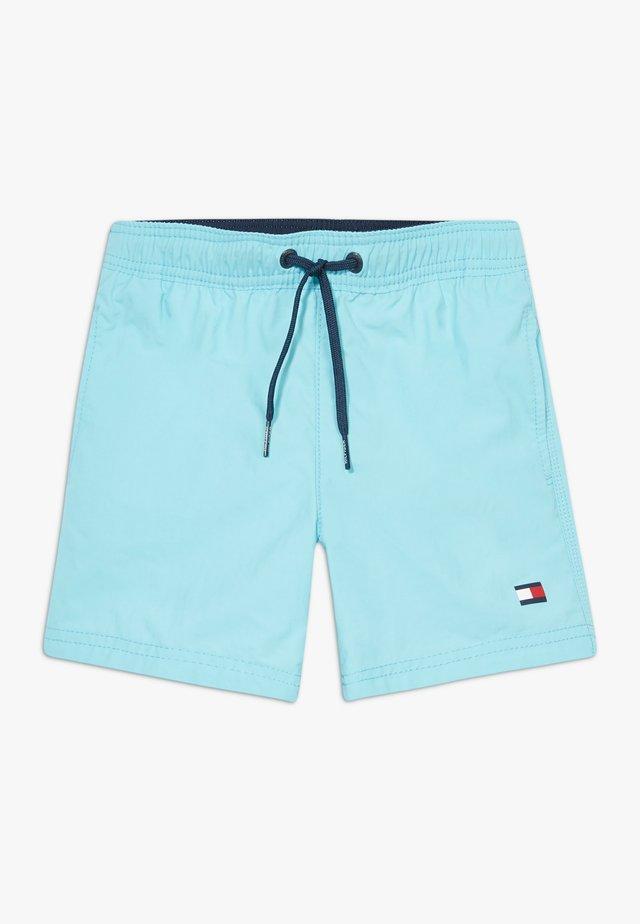 MEDIUM DRAWSTRING - Plavky - blue