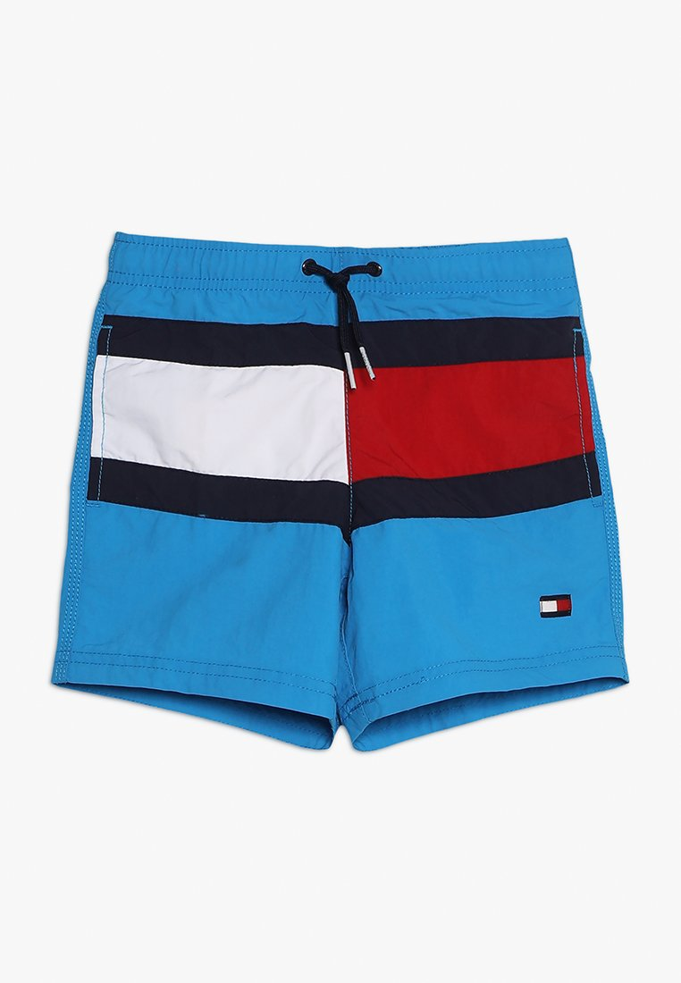 Tommy Hilfiger - MEDIUM DRAWSTRING - Badeshorts - blue