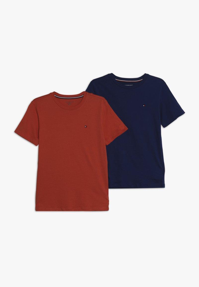 Tommy Hilfiger - TEE 2 PACK  - Camiseta básica - multi
