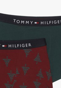Tommy Hilfiger - TRUNK TREE 2 PACK - Boxerky - red/green - 4