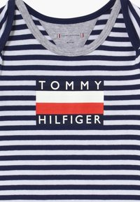 Tommy Hilfiger - BABY STRIPED - Body - blue - 3
