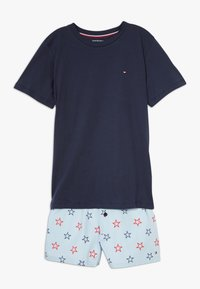 Tommy Hilfiger - Camiseta de pijama - black - 0