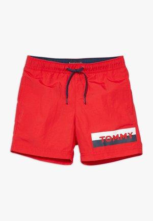 MEDIUM DRAWSTRING - Zwemshorts - red