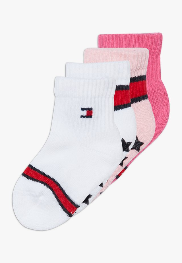 BABY BOYS 4 PACK - Socks - light pink