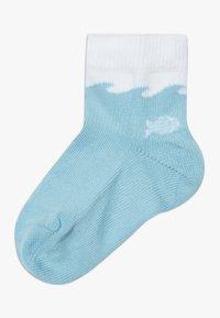 Tommy Hilfiger - BABY 3 PACK - Ponožky - blue/white - 1