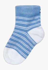 Tommy Hilfiger - BABY 3 PACK - Ponožky - blue/white - 2