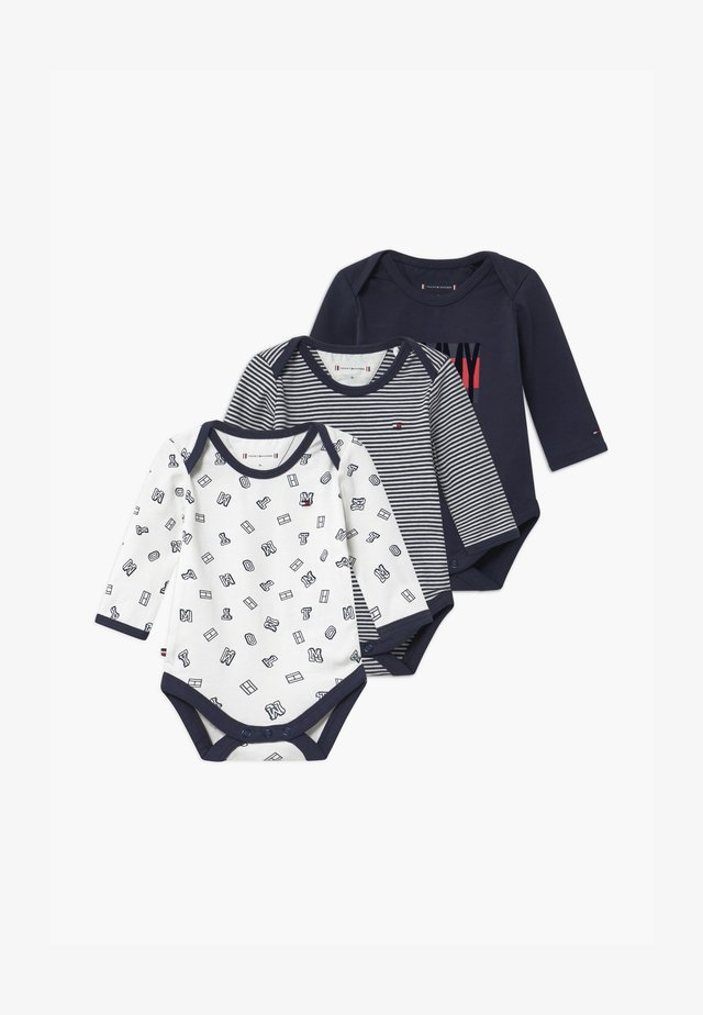BABY GIFTBOX 3 PACK  - Body - blue