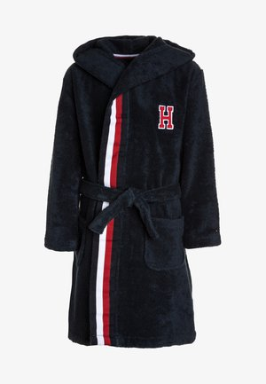 BATHROBE - Dressing gown - blue