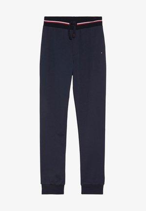 TRACK PANT - Tracksuit bottoms - blue