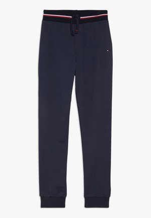 TRACK PANT - Tracksuit bottoms - blue
