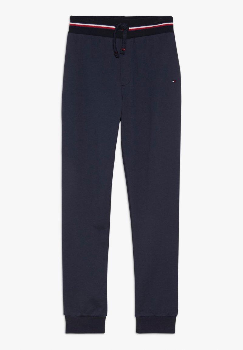 Tommy Hilfiger - TRACK PANT - Teplákové kalhoty - blue