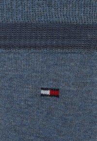 Tommy Hilfiger - BASIC STRIPE 2 PACK - Ponožky - jeans - 2