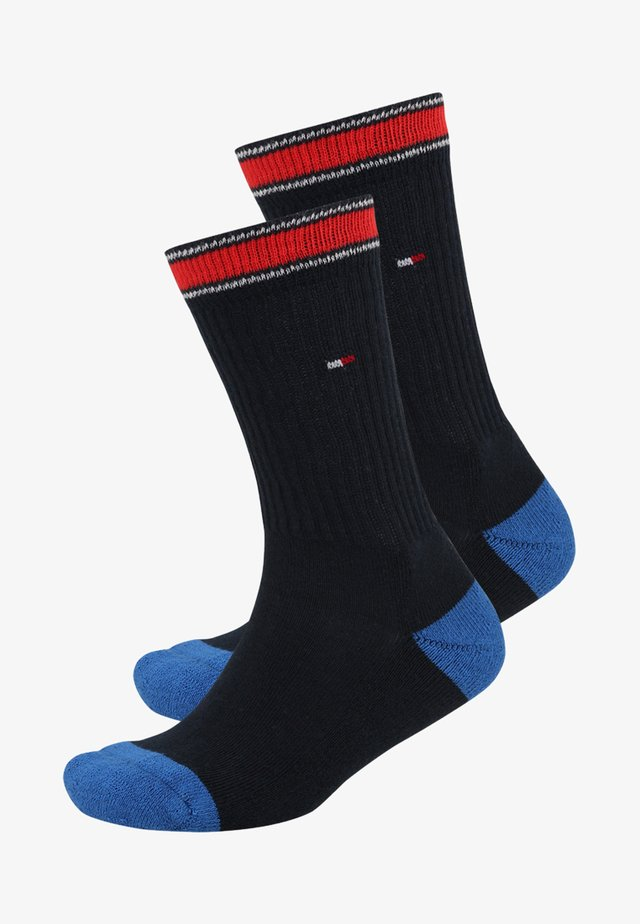 ICONIC SPORTS 2 PACK - Socks - midnight blue