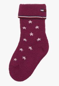 Tommy Hilfiger - BABY 4 PACK - Socken - red/grey/blue - 2
