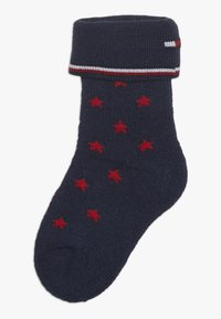 Tommy Hilfiger - BABY 4 PACK - Socken - red/grey/blue - 3