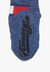 Tommy Hilfiger - BABY SOCK RUN ABS 4 PACK - Ponožky - blue/white - 4