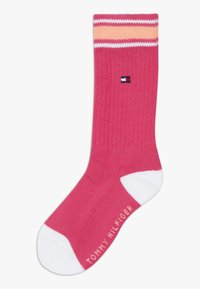 Tommy Hilfiger - ICON SPORTS 4 PACK - Ponožky - light pink - 1