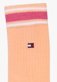Tommy Hilfiger - ICON SPORTS 4 PACK - Ponožky - light pink - 3