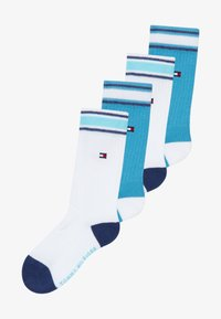 Tommy Hilfiger - ICON SPORTS 4 PACK - Ponožky - blue - 2