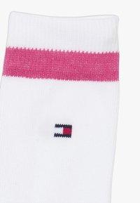 Tommy Hilfiger - BASIC STRIPE 4 PACK - Ponožky - light pink - 3