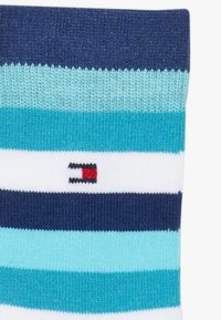 Tommy Hilfiger - BASIC STRIPE 4 PACK - Ponožky - blue - 3