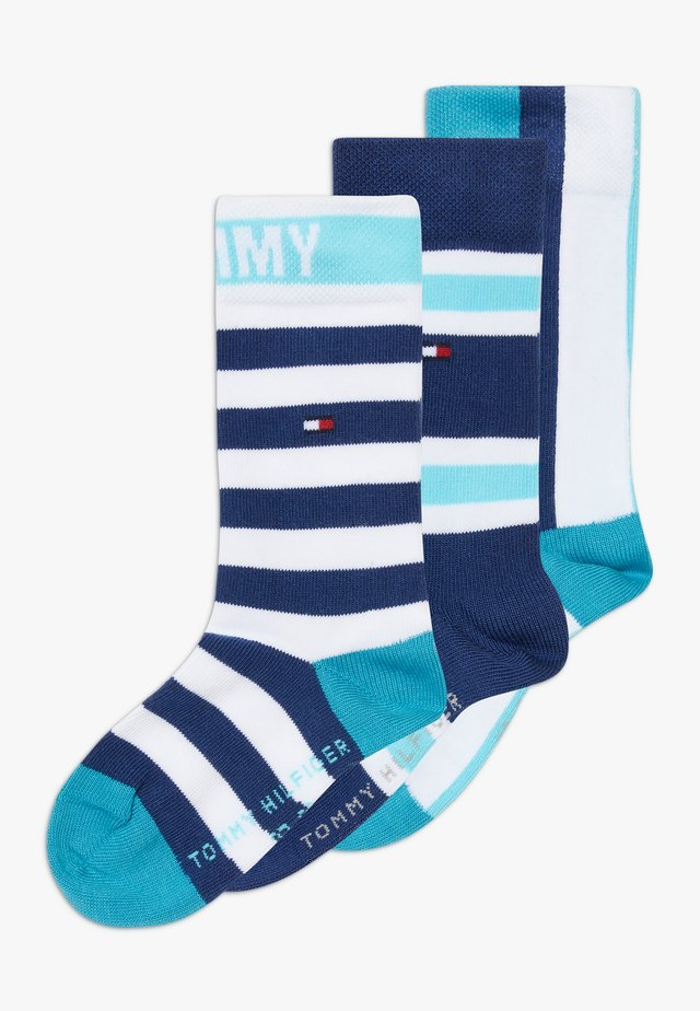 KIDS GIFTBOX 3 PACK - Socks - blue