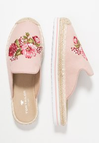 TOM TAILOR - Pantofle - rose - 3
