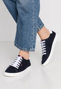 TOM TAILOR - Baskets basses - navy - 0