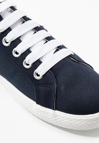 TOM TAILOR - Baskets basses - navy - 2