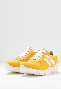 TOM TAILOR - Sneakers laag - yellow - 4