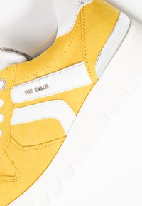 TOM TAILOR - Sneakers laag - yellow - 2