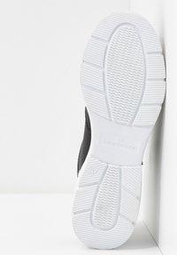 TOM TAILOR - Sneakers laag - black - 6