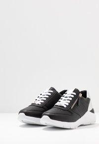 TOM TAILOR - Sneakers laag - black - 4