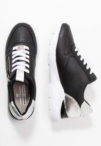 TOM TAILOR - Sneakers laag - black - 3