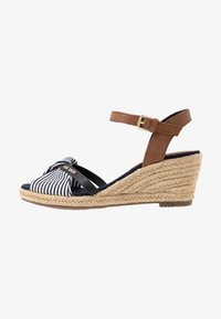 TOM TAILOR - Espadrilky - navy