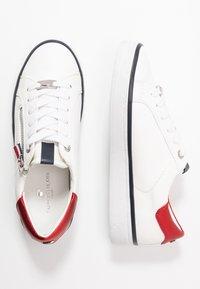 TOM TAILOR - Sneakersy niskie - white - 3