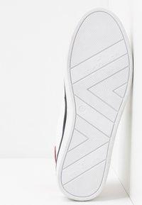TOM TAILOR - Sneakersy niskie - white - 6