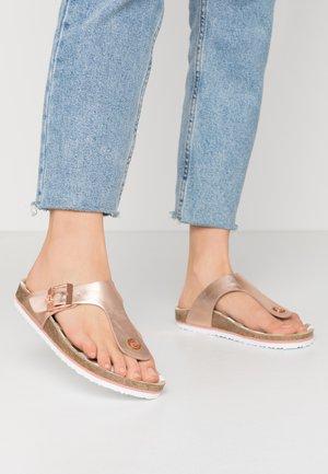 Flip Flops - rose