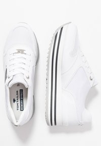 TOM TAILOR - Trainers - white - 3