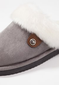 TOM TAILOR - Slippers - coal - 2