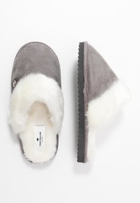 TOM TAILOR - Slippers - coal - 3