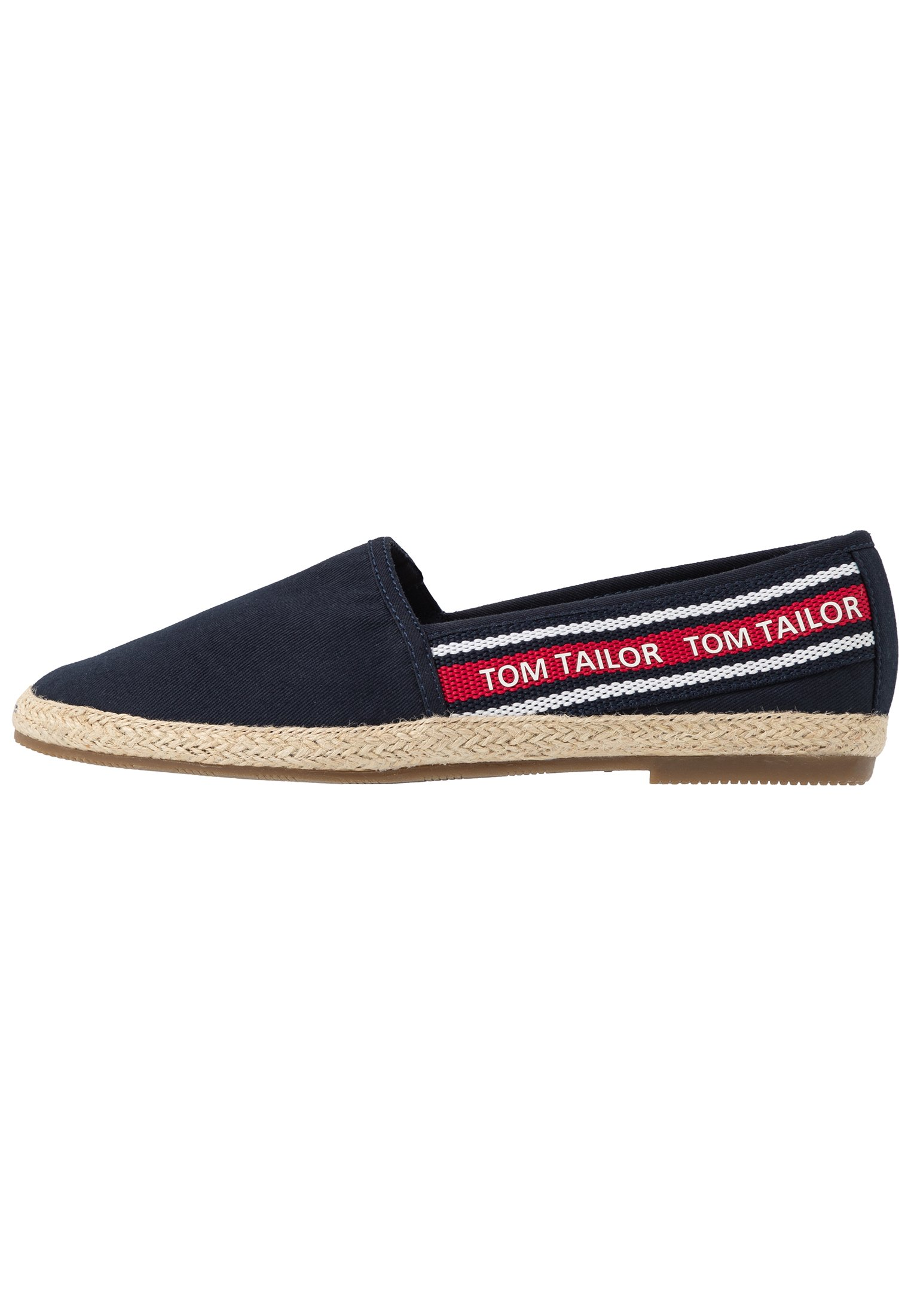 TOM TAILOR Espadryle - navy